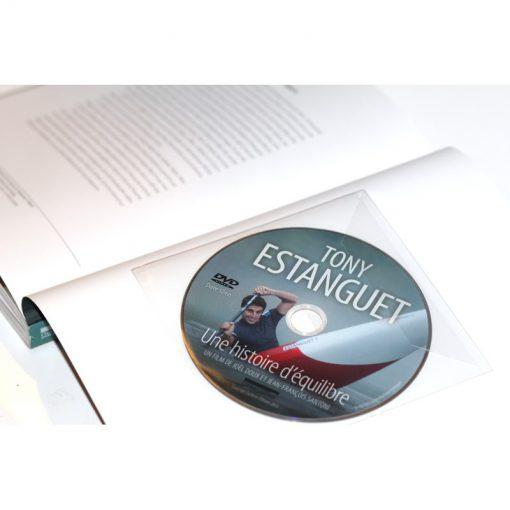 """""""Une histoire d'équilibre"""" - Livre + DVD - par Tony Estanguet"""