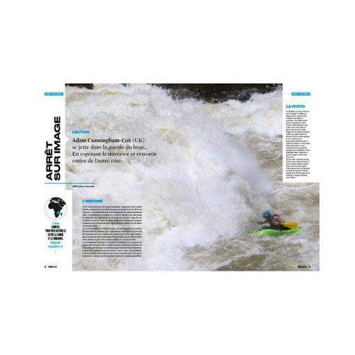 Canoe Kayak Mag 244 - nouvelle formule !
