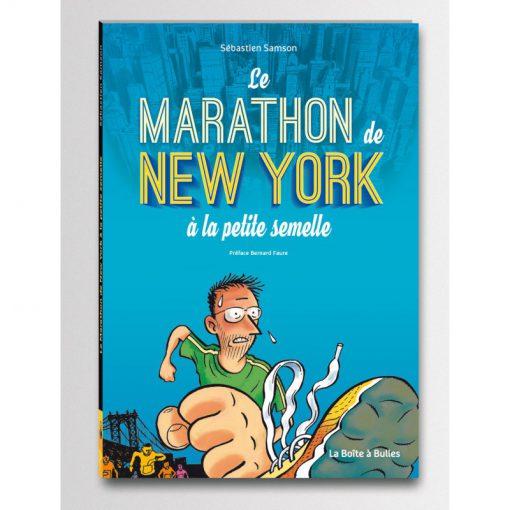 LE MARATHON DE NEW-YORK à la petite semelle