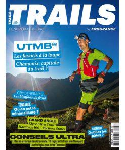 TRAILS ENDURANCE 124 - Ultra Trail du Mont-Blanc