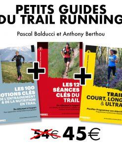 Les 3 Petits Guides du Trail Running