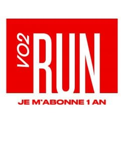 1 AN VO2 RUN - 6n°dont le BOOK 2017 + LE GUIDE ENTRAINEMENT