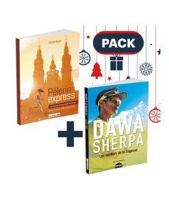 PACK AUTHENTIQUE : Dawa Sherpa + Compostelle en courant