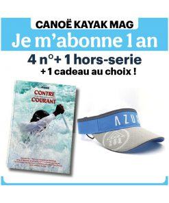 1 AN d'abo à Canoë Kayak Magazine