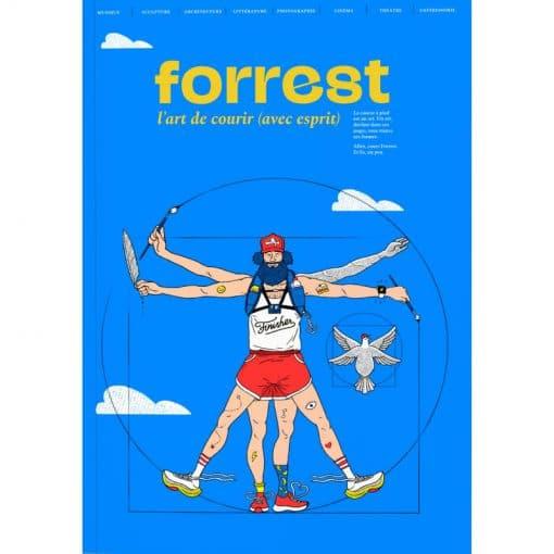 Forrest, l'art de courir (avec esprit)