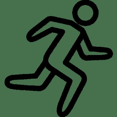 Icone running